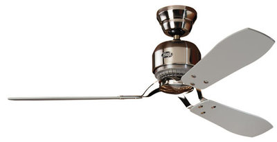 Hunter Industrie grijs plafondventilator 132 cm