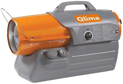 Qlima DFA 1650 brandstof warmtekanon