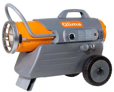 Qlima DFA 2900 brandstof warmtekanon