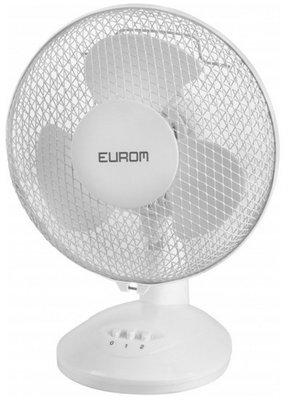 Eurom VT9 tafelventilator wit 22.5 cm