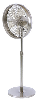 Beacon Breeze Pedestal brushed chrome staande ventilator 40 cm