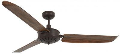 Beacon Airfusion Carolina dark koa plafondventilator 142 cm