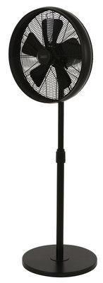 Beacon Breeze Pedestal black staande ventilator 40 cm