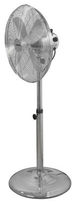 Eurom VSM16 staande ventilator chroom 40 cm