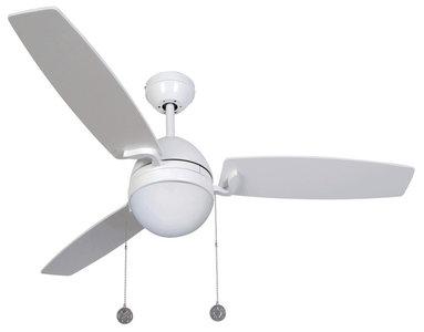 productfoto van de Beacon Boreas white plafondventilator